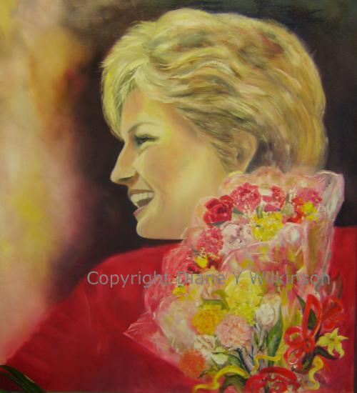 Lady Diana by artydi
